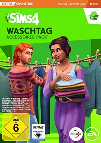 Die Sims 4 - Stuff Pack 13   Waschtage   PC Download Code - Origin