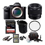 Sony Alpha a7RII Mirrorless Camera Body Bundle FE...