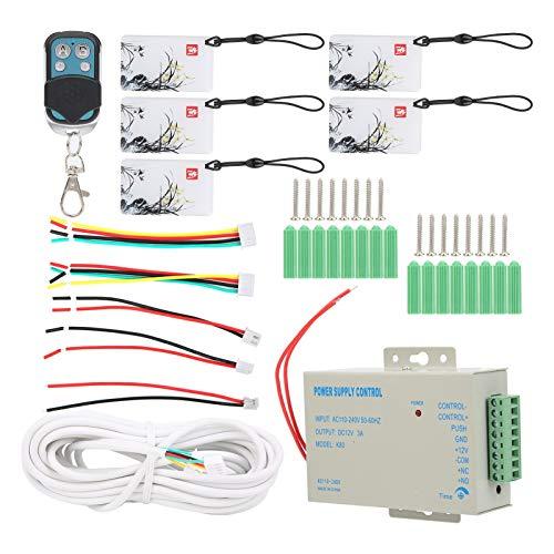 Videoportero WiFi con Cable, para el intercomunicador de monitoreo de Seguridad en el hogar(Transl)