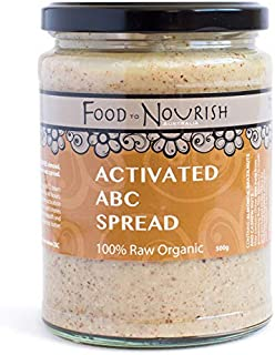 Food to Nourish Food to Nourish Organic Activated ABC Spread 450 g