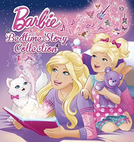 [Barbie Bedtime Story Collection (Barbie)] [Author: Man-Kong, Mary] [July, 2014]