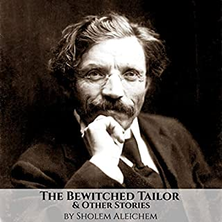 The Bewitched Tailor cover art