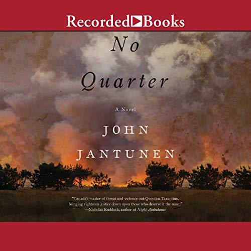 No Quarter audiobook cover art