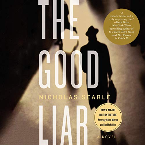 The Good Liar  By  cover art