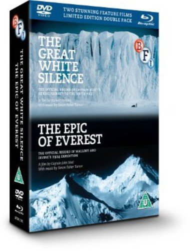 The Epic of Everest & The Great White Silence [DVD & Blu-ray] [UK Import]