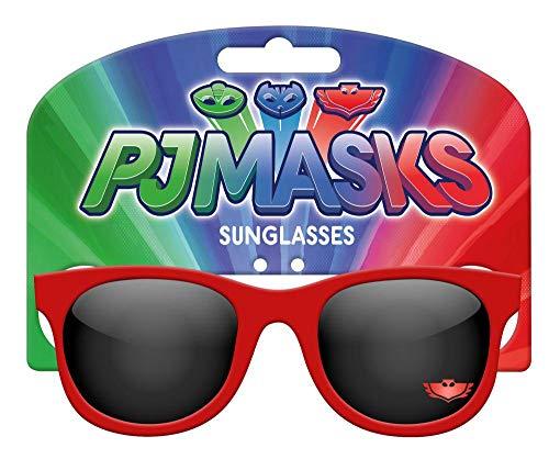 PJ Masks Sonnenbrille für Bergsteigen, Bergsteigen und Trekking, Unisex, Kinder, Jugendliche (Mehrfarbig), Einheitsgröße