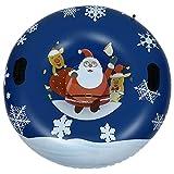 VALICLUD Snow Tube Inflable Juguetes de Esquí de Navidad...
