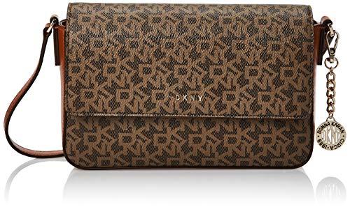 DKNY Bryant Sac bandoulière brun foncé