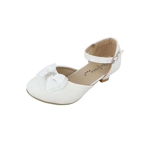 meilleur authentique 8b293 02f0d Chaussure Ceremonie Fille: Amazon.fr