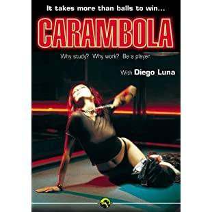 Carambola [DVD]:Eventmanager