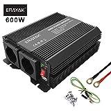 ERAYAK 600W Power Inverter per Auto DC 12V a AC...