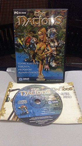 The Nations (PC CD) by JoWood