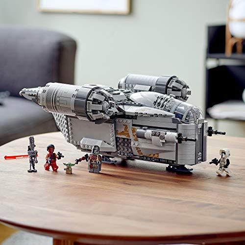 LEGO Star Wars Mandalorian The Razor Crest 75292 Building Kit