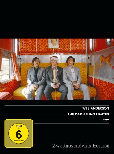 The Darjeeling Limited. Zweitausendeins Edition Film 277.