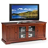 Leick Furniture TV Stand, Westwood Cherry