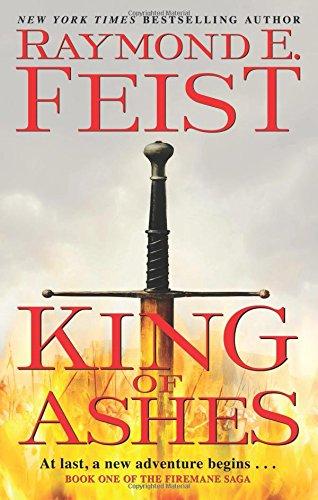 Image of King of Ashes: Book One of The Firemane Saga (Firemane Saga, The)