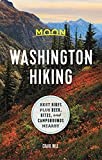 Moon Washington Hiking: Best Hikes plus Beer, Bites, and Campgrounds Nearby (Moon Hiking)