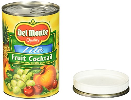 Diversion Can Safe Fake Del Monte Fruit Cocktail Stash Hider