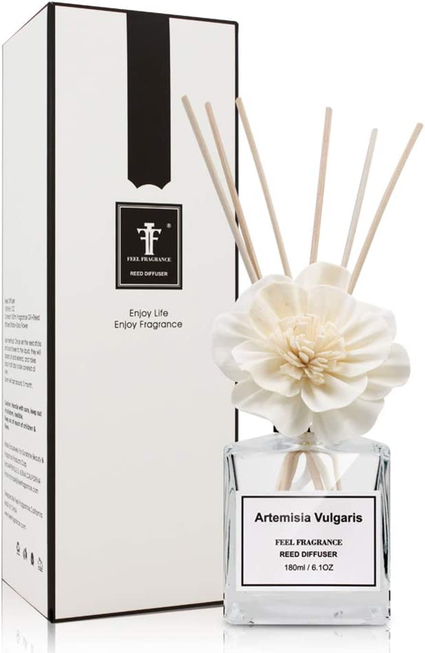 Feel Fragrance specialty shop Reed Don't miss the campaign Diffuser Set Diffuse Blossom 6.1oz Lily