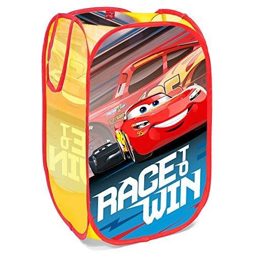 Disney 9522 Panier à Jouets Cars