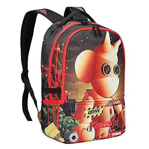 Hip Hop Backpack,Graffiti Backpack,Cool Backpack for Teens,Travel...