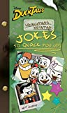DUCKTALES LAUNCHPADS NOTEPAD JOKES TO QU (Disney Duck Tales)