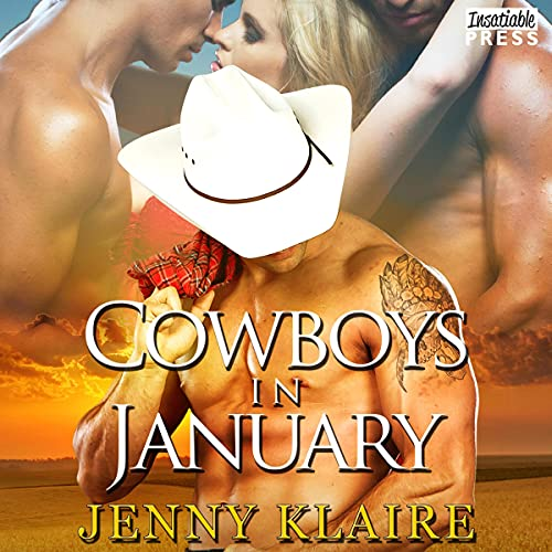 Cowboys in January cover art