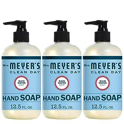 Mrs. Meyer's Liquid Hand Soap, Rainwater, 12.5 OZ