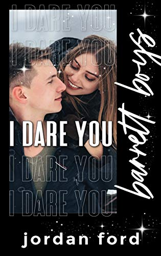 Book Cover for I Dare You