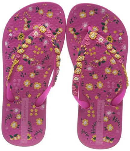 Ipanema Mädchen Anat Lovely Iii Kids Zehentrenner, Mehrfarbig (Pink/Pink/Beige 8911.0), 30 EU
