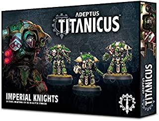 Games Workshop Adeptus Titanicus Imperial Knights Miniatures - coolthings.us