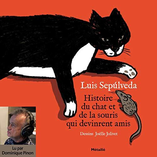 Page de couverture de Histoire du chat et de la souris qui devinrent amis