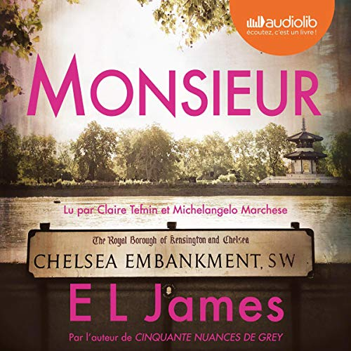 Monsieur audiobook cover art