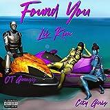 KONGQTE Lil 'Kim Musikalbum Found You (2019) Cover Poster