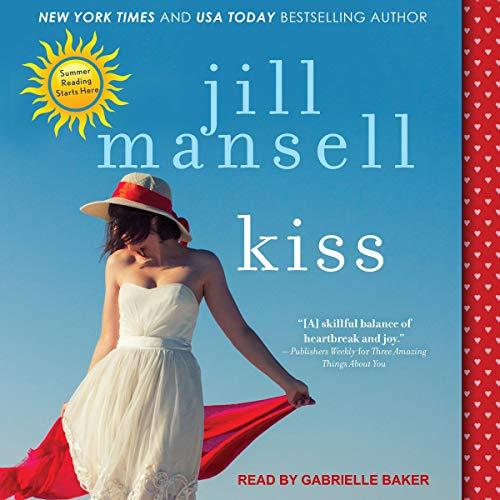 Kiss audiobook cover art