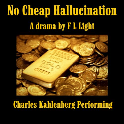 No Cheap Hallucination audiobook cover art