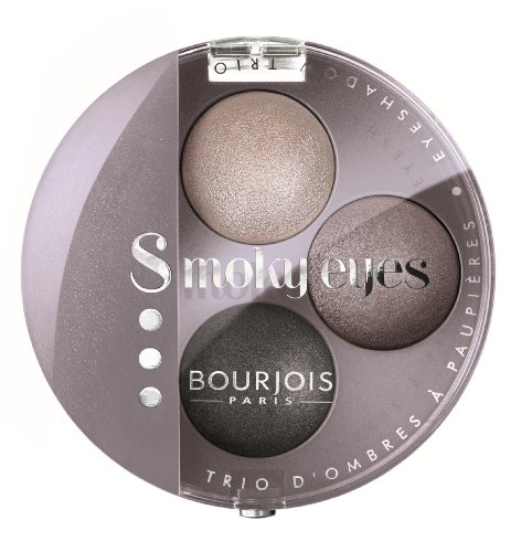 Bourjois Smoky Eyes Eyeshadow 12 Gris Lilac
