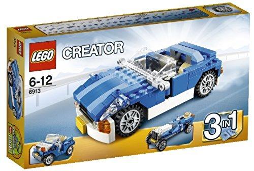 LEGO Creator 6913 - Descapotable Azul