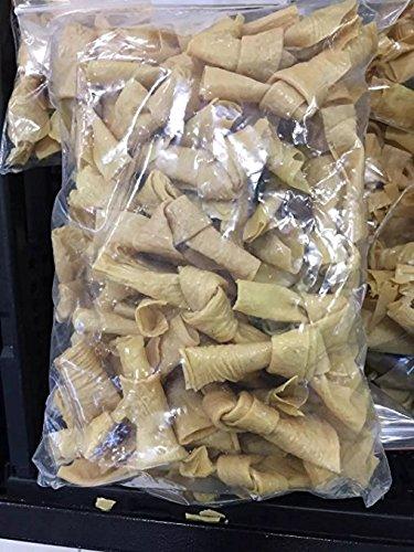 3 Pfund (1362 Gramm) Tofu Haut getrocknet Bean Curd Knoten aus China (中国腐结