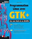 Programmation Linux avec GTK+