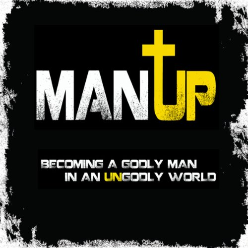Man Up! audiobook cover art
