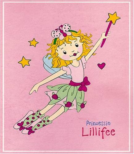 Prinzessin Lillifee Fleece Decke passend zur Bettwäsche