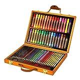 SXSHYUJE Dibujo a Lapiz, Set de lápices de Dibujo, lápices de Colorear y lápices de bocetos con la Herramienta de Dibujo: Regalo Ideal para Principiantes Pro Artists Drawing Art