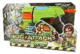 DSO ODS Bug Attack Rapid Fire Pistola de Juguete - Armas de Juguete (Pistola de Juguete, 8 ao(s), Nio, Verde, Naranja, 17 m, 1 Pieza(s))