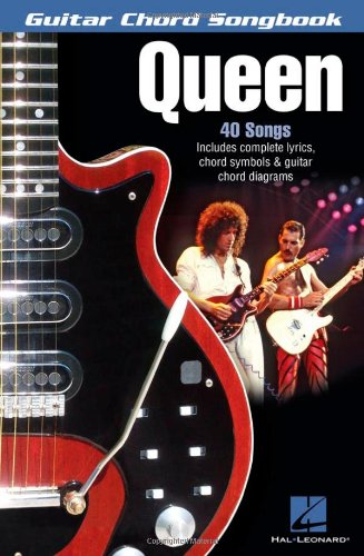 Queen Guitar Chord Songbook