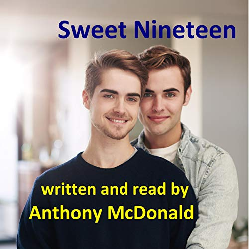 Sweet Nineteen audiobook cover art