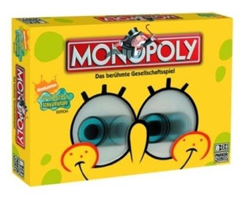 Hasbro - Parker 42939100 - Monopoly SpongeBob