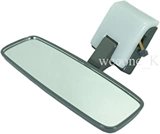 Inside Interior Rear View Rearview Mirror For Toyota Hilux Pickup LN50 MK2 Single Cab 1984-1988