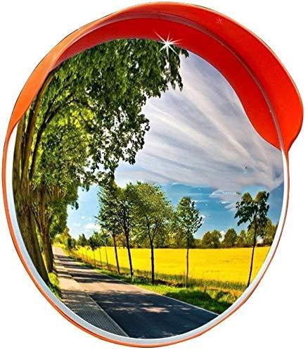 HYRGLIZI Espejo de Seguridad Convexo Espejo de tráfico Espejo de tráfico Espejo...