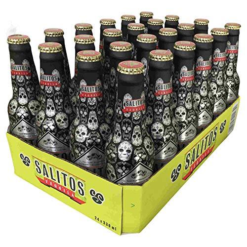 24 x Salitos Tequila in der Aluflasche,inkl. 6 EUR Pfand,Bier